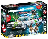 Playmobil 9220 Ghostbusters: Ecto-1 with Zeddemore & Janine